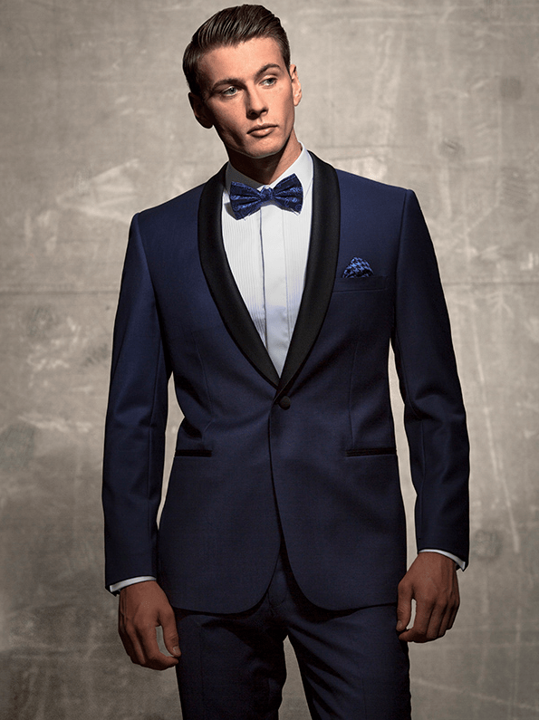 FORMAL & EVENING SUITS