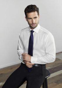 Hudson Mens Long Sleeve Shirt